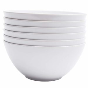Cereal Bowls - 28oz White