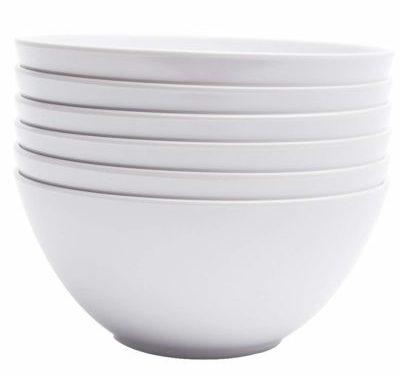 Cereal Bowls - 28oz White