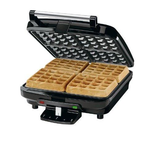 Cuisinart WAF-150A Waffle Maker, Black
