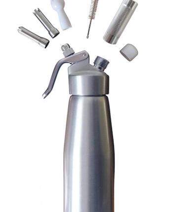 Whipped Cream Dispenser Aluminium