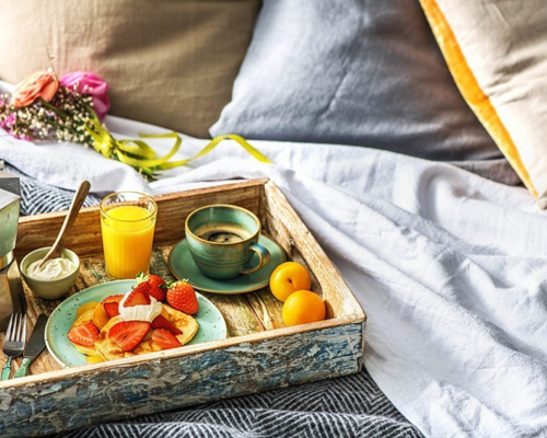 Wondering how to make your breakfast exciting?