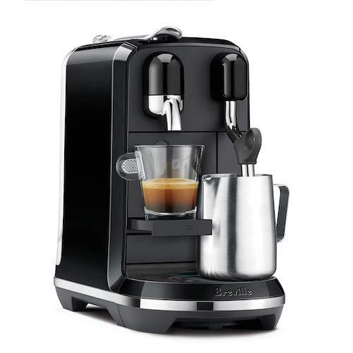 Breville Nespresso Creatista Uno Coffee Machine,