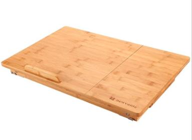 Brekky in bed -- tray