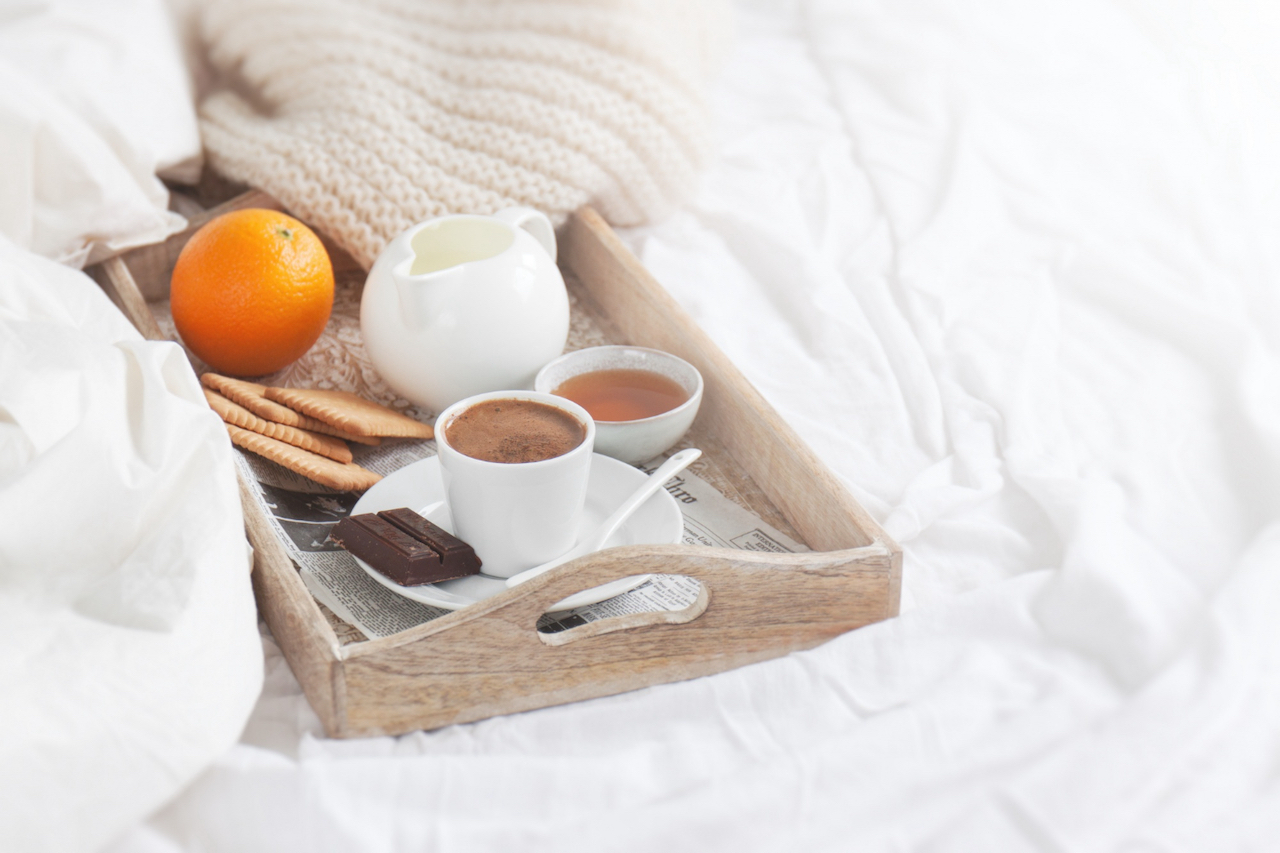 How to prepare Breakfast in bed